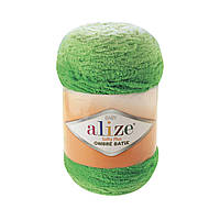 Alize Softy Plus Ombre Batik № 7287