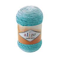 Alize Softy Plus Ombre Batik № 7281