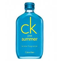 Calvin Klein CK One Summer 2008 туалетная вода 100 ml. (Кельвин Кляйн Си Кей Уан Саммер 2008), фото 3