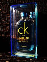 Calvin Klein CK One Summer 2008 туалетная вода 100 ml. (Кельвин Кляйн Си Кей Уан Саммер 2008), фото 2