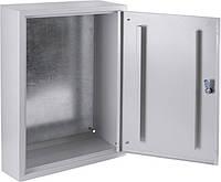 Корпус металлический e.mbox.pro.p.60.40.20z IP31 с монтажной панелью (600х400х200)