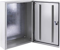 Корпус металлический e.mbox.pro.p.40.40.20z IP54 с монтажной панелью (400х400х200)