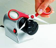 Электронная Заточка для ножей Lucky Home Electric Knife Sharpener 20W, фото 2