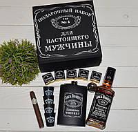 Подарочный набор для мужчины Джек Дениелс Jack Daniels, фото 1