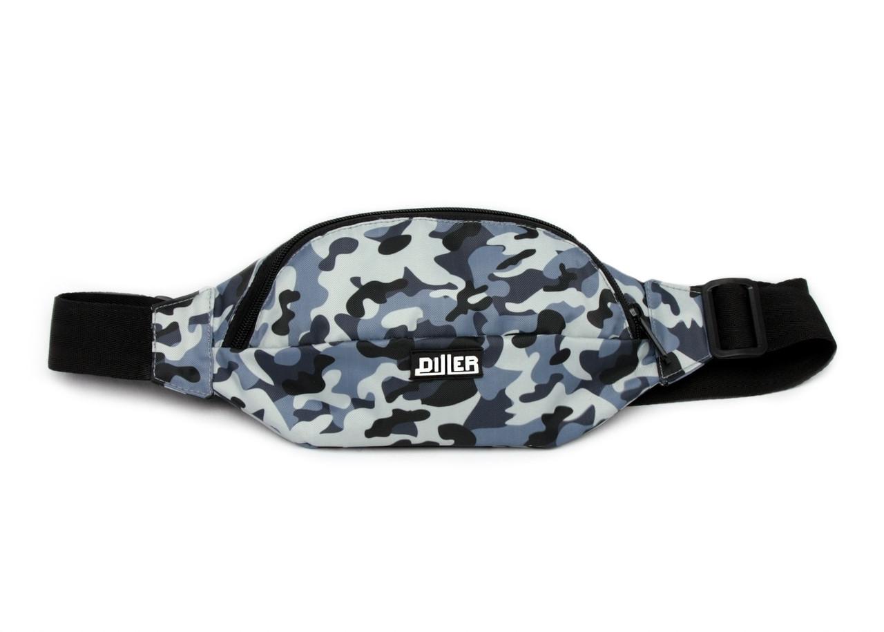 Поясная сумка Blue Military