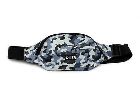 Поясная сумка Blue Military, фото 2