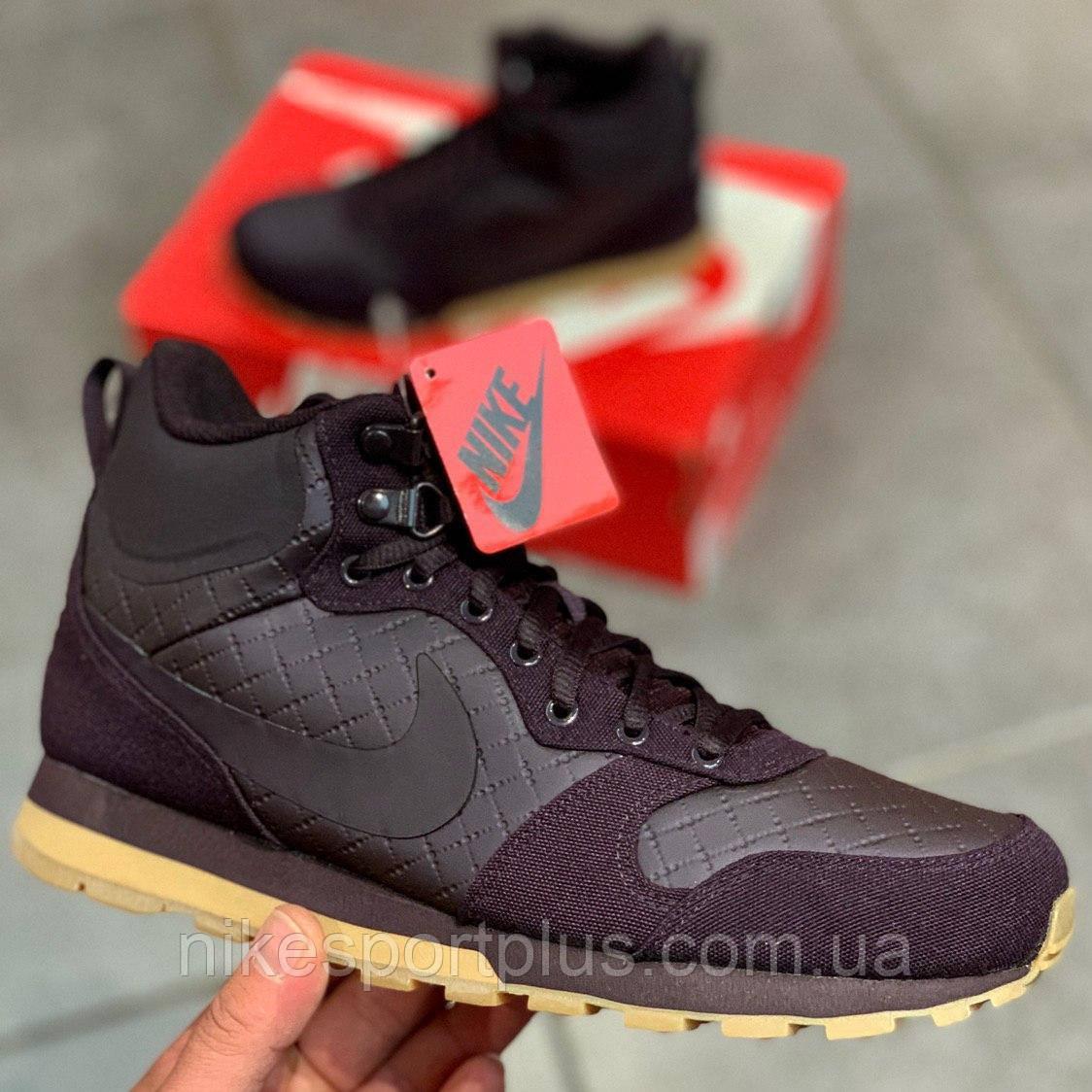 КРОССОВКИ Men's Nike MD Runner 2 Mid Premium Shoe 844864-600