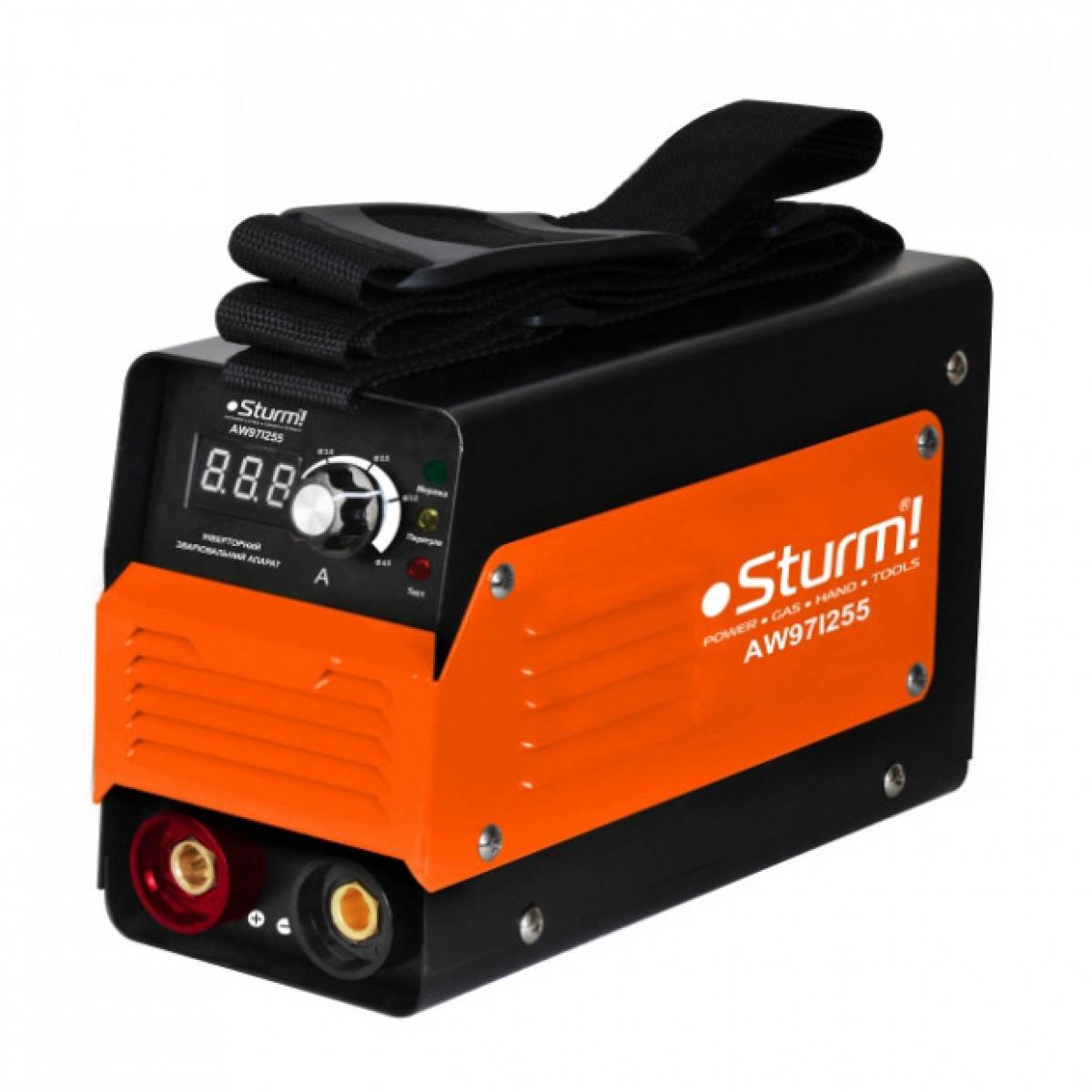 Сварочный инвертор Sturm AW 97I255