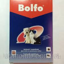 Больфо ошейник для кошек и мелких собак, 35 см