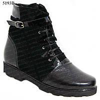 Женские зимние ботинки большого размера, женская обувь больших размеров