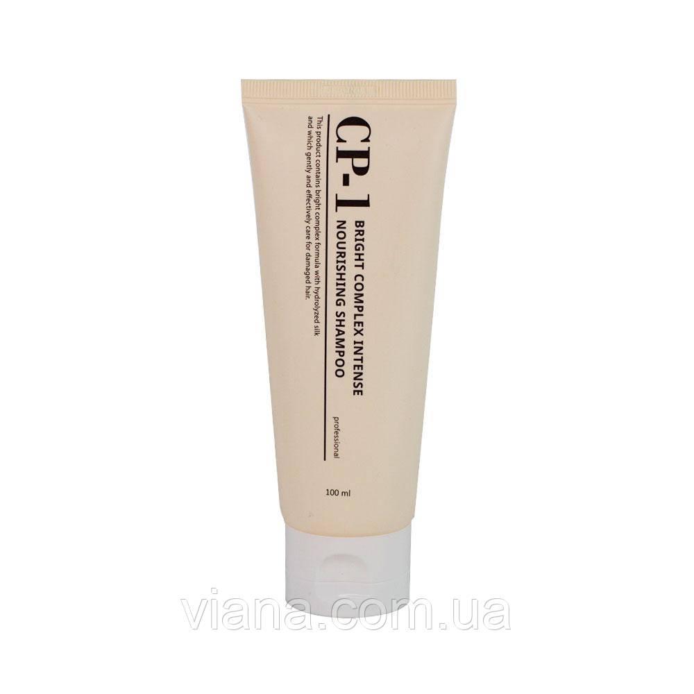 Бессульфатный протеиновый шампуньEsthetic House CP-1 Bright Complex Intense Nourishing Shampoo 100 мл