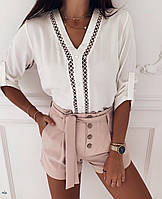 Женская шикарная блузка