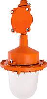 Светильник взрывозащищенный НСП 21Вех-200-001 1ЕхdIIBT4, 200Вт, IP65, индивидуальное подключение, на трубу