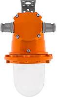 Світильник вибухозахищений НСП 18Bex-200-101 1ЕхdeIICT4, 200Вт, IP65, транзитне підключення,  універсальний кр