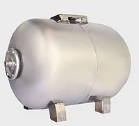Гидроаккумулятор Euroaqua H100L SS, 100 л, нержавеющая сталь