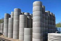 Кольца железобетонные для колодца, крышки колодца, дно колодца. Все ЖБИ с доставкой по Запорожью и области.
