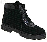 Ботинки женские зимние большого размера, женская обувь больших размеров