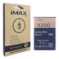 Аккумулятор iMAX Samsung X200 800 mAh