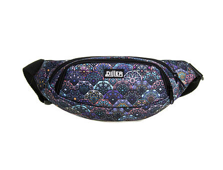 Поясная сумка Purple Tile, фото 2