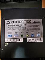 Chieftec CFT-600-14CS Блок питания 600 Вт модульный