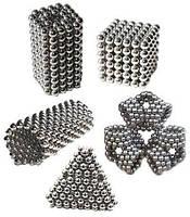 Магнитный конструктор Неокуб, головоломка, магнитные шарики NeoCube, фото 1