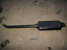 Глушник довгий черн. (L=1370 мм) (вир-во Білорусь) 60-1205015-А2