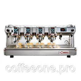 Кофемашина профессиональная La Cimbali M100 HD Turbosteam Milk4 DT4