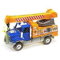 Машинка Кран (синий) 238 sco