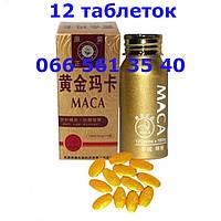 Maсa для жесткой и длительной потенции Maka 12 таблеток, фото 1