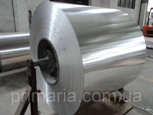 Алюминиевая Лента 1050Н24 0,8х1250 мм