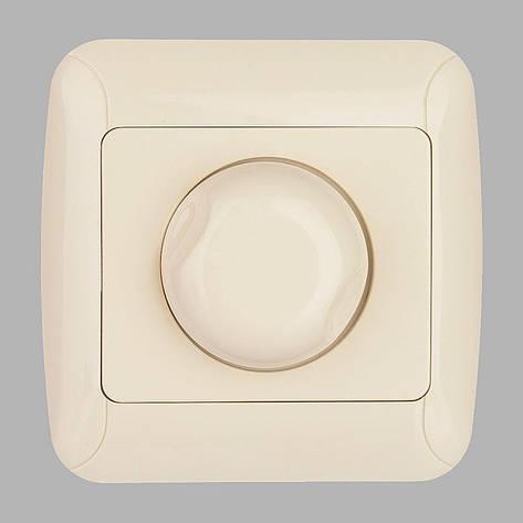 Fantasy светорегулятор 600Вт кремовый, фото 2