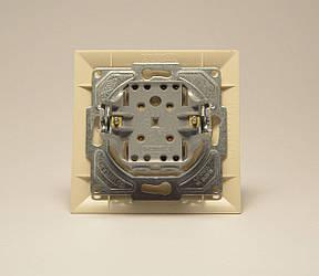 Neoline переключатель промежуточный  кремовый, фото 2
