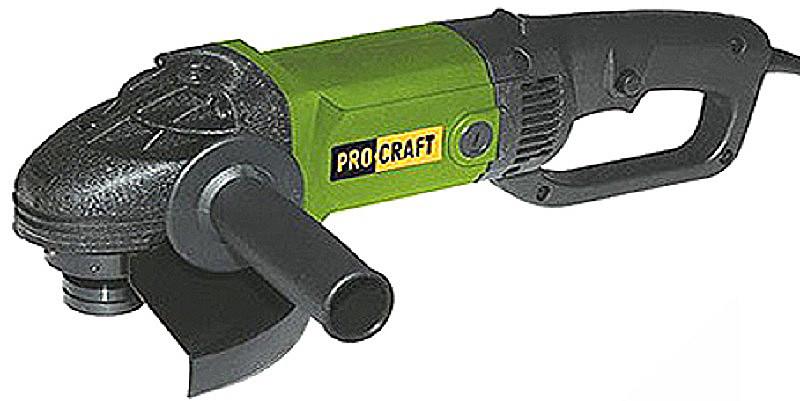 Болгарка Procraft PW 180/2200ES