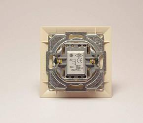 Neoline кнопка звонка кремовая, фото 2
