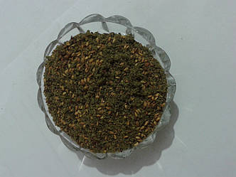 Затар (заатар) Al Durra зеленый на развес 100 гр