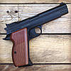 Набор пистолет пневматический SAS P 210 + баллоны + шарики BB (металл), фото 8