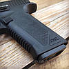 Набор пистолет пневматический SAS G17 Blowback + баллоны + шарики BB, фото 3