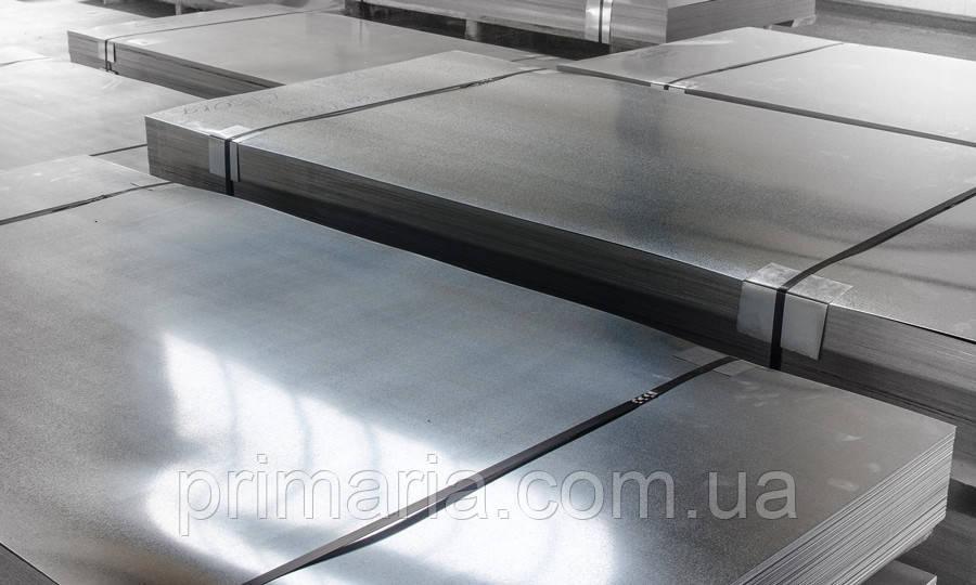 Алюминий Лист 1050Н111 1,2х1500х3000 мм, фото 2
