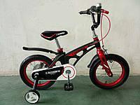 """Детский Велосипед """"Crosser-14"""" Черный. Спейс., фото 1"""