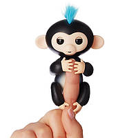 Интерактивная игрушка обезьянка Fingerlings (Фингерлингс). Фин