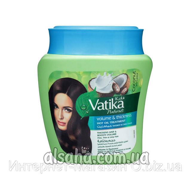 Маска для Волос объем и толщина Dabur Vatika