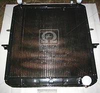 Радиатор охлаждения МАЗ 64229 (4 рядный) (ШААЗ). 64229-1301010