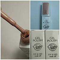 Гель-лак Trendy Nails №217 8 мл