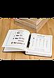 """Книга для запису рецептів """"Моя маленька книга великих кулінарних секретів"""", фото 5"""