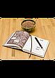 """Книга для запису рецептів """"Моя маленька книга великих кулінарних секретів"""", фото 3"""