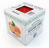 Апельсин.  Аромавоск, аромамасла, благовония, эфирное масло для аромаламп