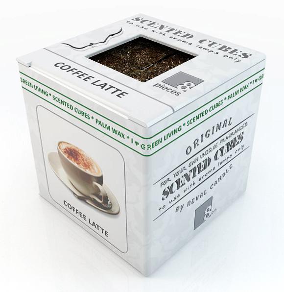 Кофе - латте.  Аромавоск, аромамасла, благовония, эфирное масло для аромаламп