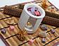 Мандарин и чили.  Аромавоск, аромамасла, благовония, эфирное масло для аромаламп, фото 3