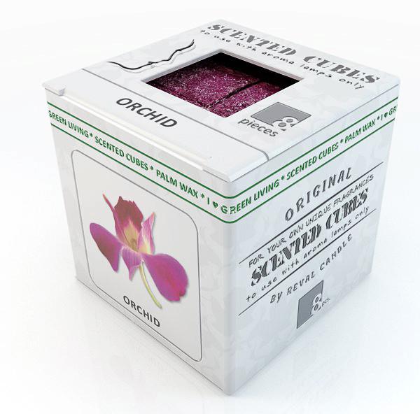 Орхидея.  Аромавоск, аромамасла, благовония, эфирное масло для аромаламп