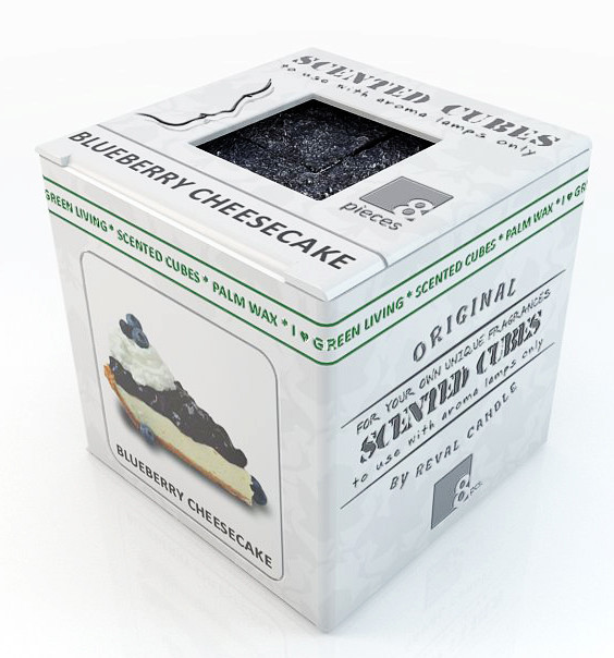 Черничный пирог.  Аромавоск, аромамасла, благовония, эфирное масло для аромаламп